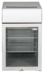 ZCT100F Glass Door Freezer