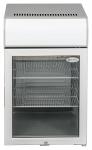 ZCT100F Glass Door Freezer